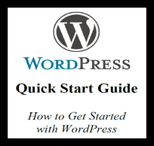 WordPress Quick Start Guide