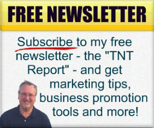 "Subscribe to Jim Person's ""TNT Report"" Newsletter"