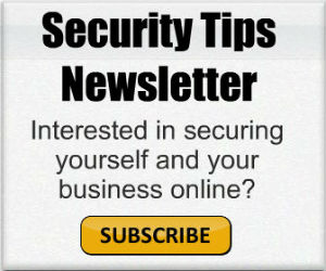 Jim Person Monthly Security Tips